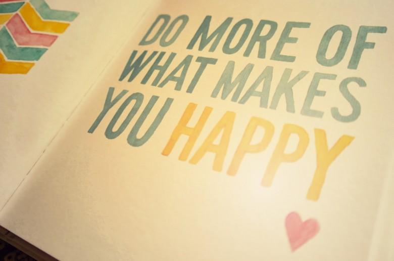 do more happy