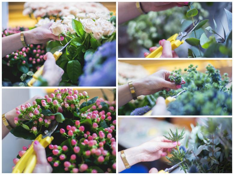 L&T_DIY_couronne de fleurs fraiches_4