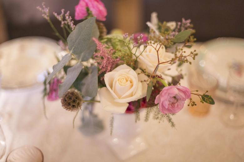 L&T_Décoration florale The Event Residence par Love & Tralala tea time années 20_23