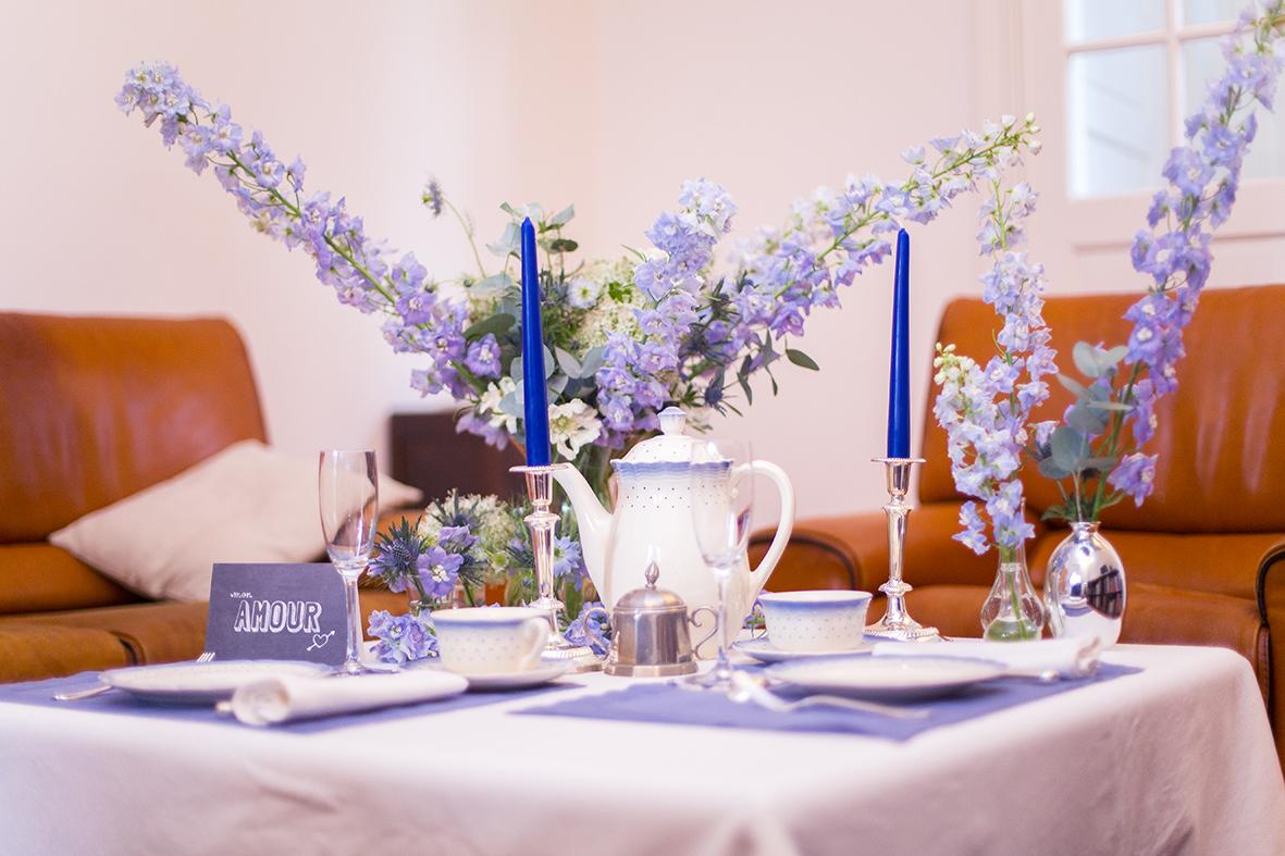 Shooting d inspiration une jolie table de brunch en - Table amoureux ...