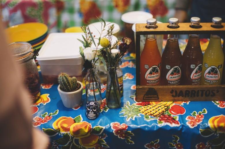 Lovetralala festival mariage Kiss The Bride Bruxelles - foodtruck el taco mobil