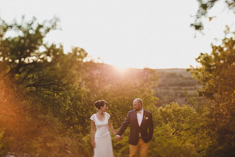 Love & Tralala Mariage champêtre en Dordogne