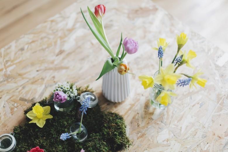 Love & Tralala - Table de printemps 2016