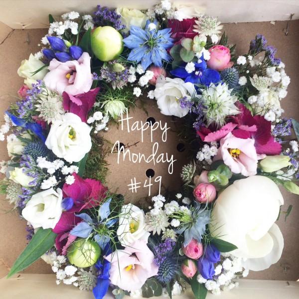 Love & Tralala_happy monday 49_fleurs