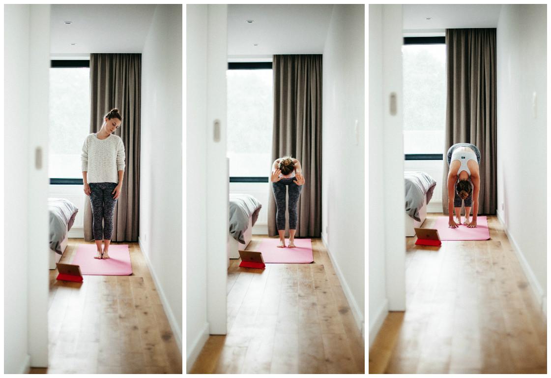 Lovetralala_ma routine matinale yoga time 1