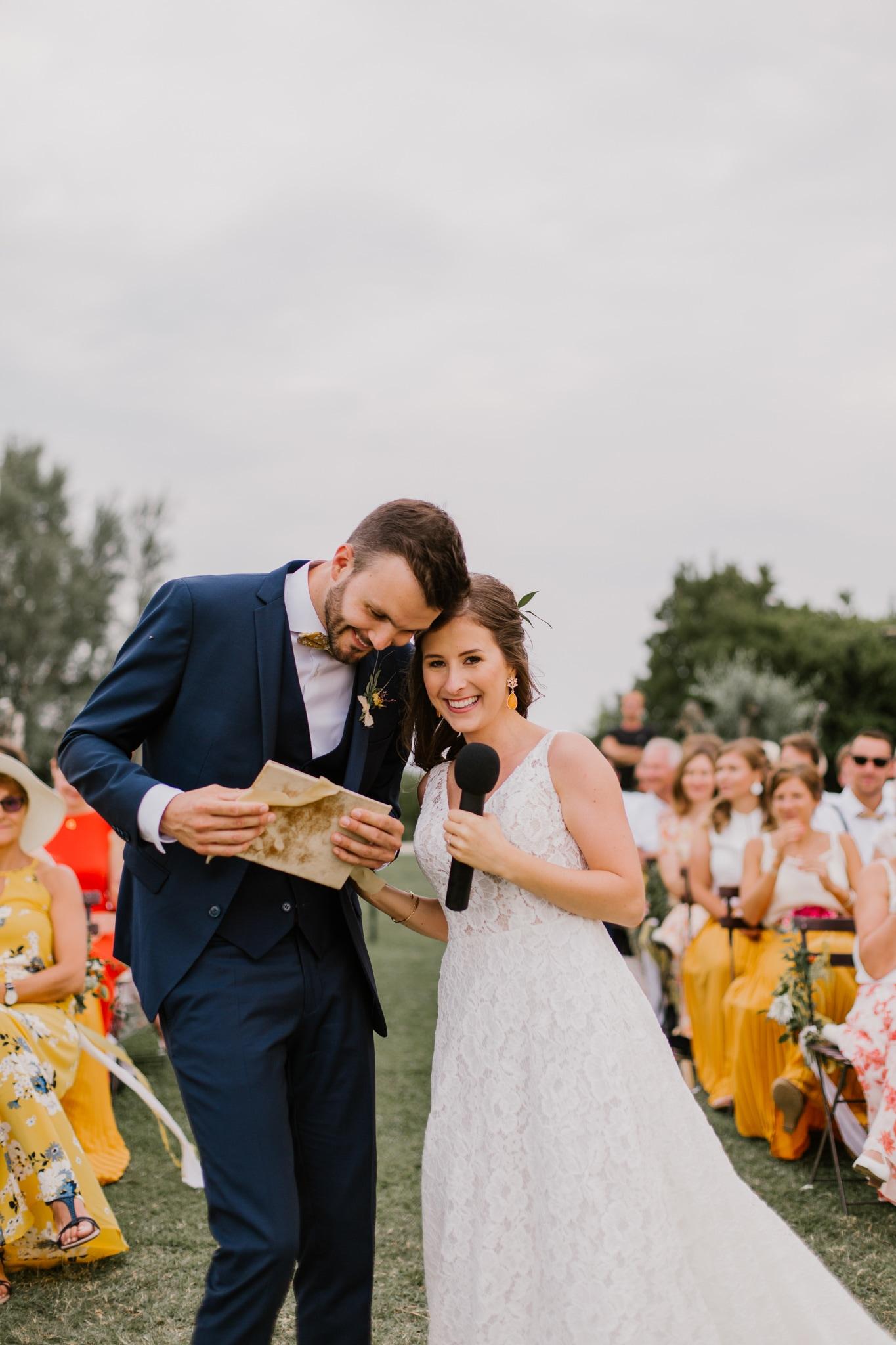 mariage laïc toscane